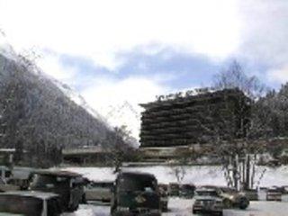 Отель Горные вершины 2* Домбай Россия
