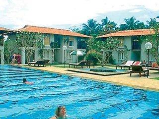 Отель Tropical Villas 3* Берувела Шри-Ланка