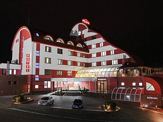 Отель Прага 4* Ужгород Украина - Карпаты