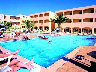Отель Rethymno Le Grand Blue 4* о. Крит – Ретимно Греция