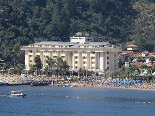 Отель Munamar Beach Hotel 5* Мармарис Турция