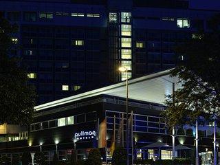 Отель Pullman Cologne 5* Кельн Германия