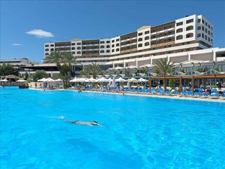 Отель Amilia Mare 5* о. Родос Греция