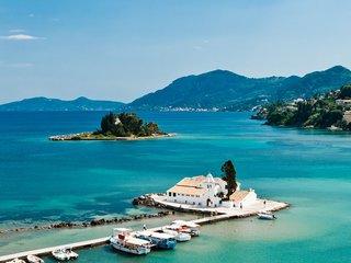 Интересные места Корфу