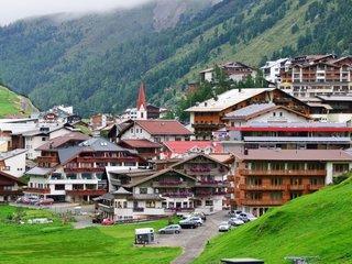 Сезоны и погода на горнолыжных курортах Австрии