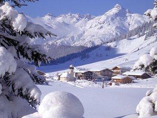 Регионы и курорты Австрии