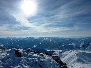 Зимний отдых в Бакуриани