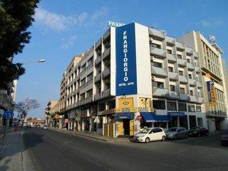 Отель Frangiorgio Hotel Apartments 3* Ларнака Кипр