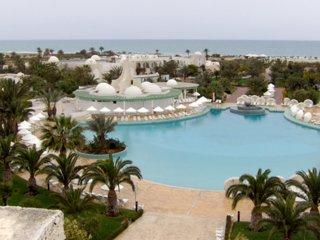 Отель Royal Garden Palace 5* о. Джерба Тунис