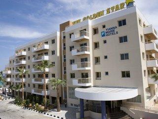 Отель Golden Star Beach Hotel 3* Протарас Кипр