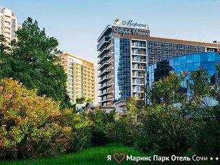 Отель Маринс Парк Отель 4* Сочи Россия