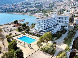 Отель Lucy Hotel 5* Кавала Греция