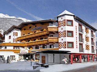 Отель Stefan Hotel 4* Зельден Австрия
