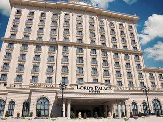 Отель Lord's Palace Hotel SPA Casino 5* Кириния Кипр