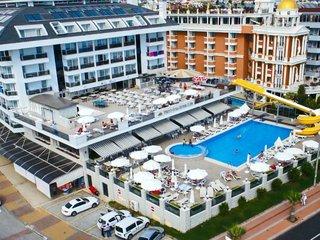 Отель White Gold Hotel & Spa 5* Алания Турция