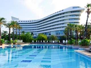 Отель Concorde De luxe Resort 5* Анталия Турция