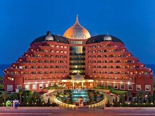 Отель Delphin Palace 5* Анталия Турция