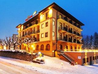 Отель Euro Youth Hotel & Krone 3* Бад Гаштайн Австрия