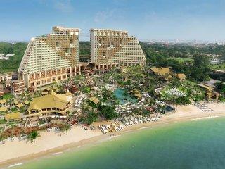 Отель Centara Grand Mirage Beach Resort Pattaya 5* Паттайя Таиланд