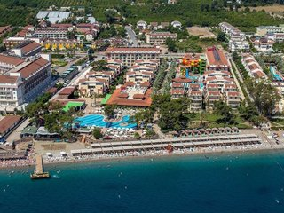 Отель Crystal Aura Beach Resort & Spa 5* Кемер Турция