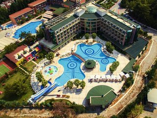 Отель Eldar Resort Hotel 4* Кемер Турция