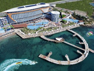 Отель Granada Luxury Okurcalar 5* Алания Турция