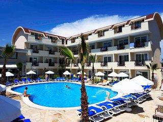 Отель Sun City Apartments & Hotel 4* Сиде Турция