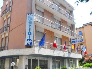 Отель Marittima Hotel 3* Римини Италия