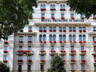 Отель Principe di Savoia 5* Милан Италия