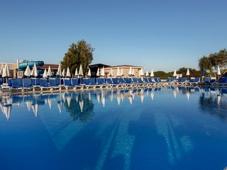Отель Larissa Holiday Beach Club 4* Алания Турция