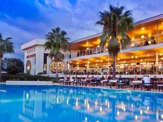 Отель M.C. Beach Park Resort Hotel 5* Алания Турция