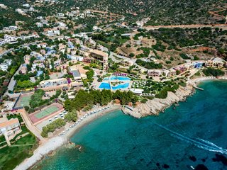 Отель Candia Park Village 4* о. Крит – Агиос Николаос Греция