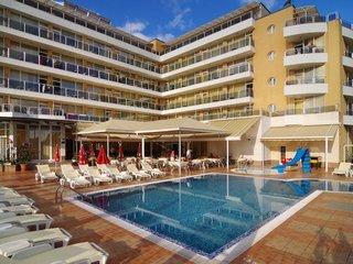 Отель Plamena Palace 4* Приморско Болгария