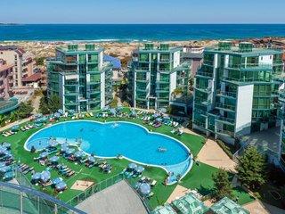 Отель Primorsko Del Sol Hotel 5* Приморско Болгария