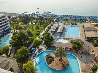 Отель Esperides Beach Family Resort 4* о. Родос Греция
