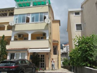 Отель Natalia Villa 3* Будва Черногория