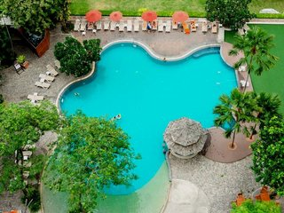 Отель Cosy Beach Hotel 3* Паттайя Таиланд