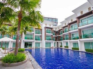 Отель Prima Wongamat 3* Паттайя Таиланд
