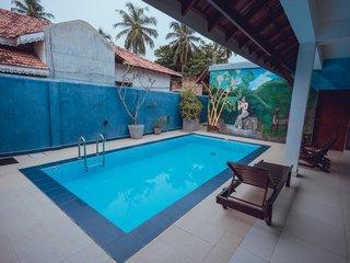 Отель The Cappuccino Hotel 2* Негомбо Шри-Ланка