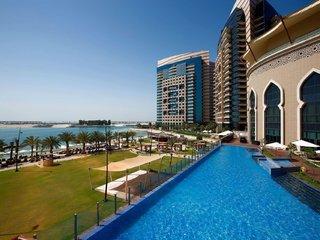 Отель Bab Al Qasr Hotel & Residences 5* Абу Даби ОАЭ