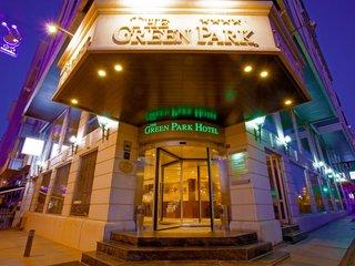 Отель The Green Park Hotel Taksim 4* Стамбул Турция