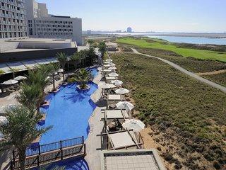Отель Radisson Blu Hotel Yas Island 4* Абу Даби ОАЭ