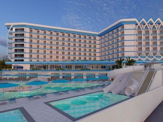 Отель Granada Luxury Beach 5* Алания Турция