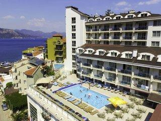Отель Calipso Beach Hotel 4* Мармарис Турция