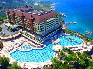 Отель Utopia World 5* Алания Турция