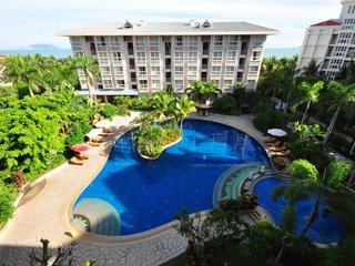 Отель YeLan Bay Resort Hotel 4* о. Хайнань Китай