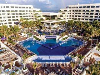 Отель Now Emerald Cancun Resort & Spa 5* Канкун Мексика
