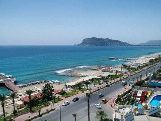 Отель Grand Bayar Beach Hotel 4* Алания Турция