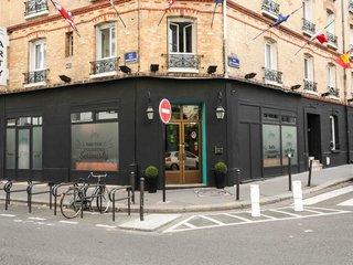 Отель Arty Paris Porte de Versailles 1* Париж Франция