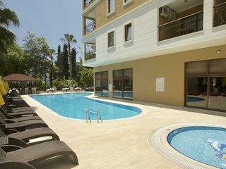 Отель Kleopatra Moon Suit Hotel 3* Алания Турция